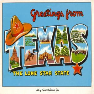 Various - Greetings From Texas