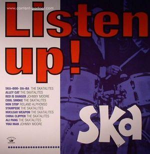 Various - Listen Up! - Ska