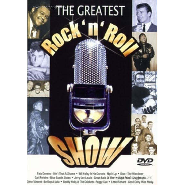 Various - The Greatest Rock n Roll Show (Back)