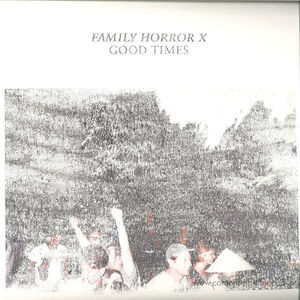 Various Artists - Family Horror X Good Times (3LP + Booklet)