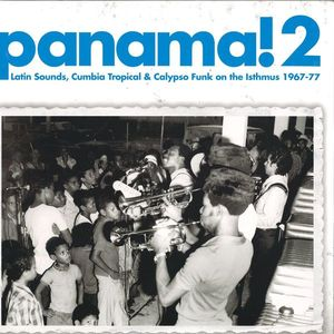 Various Artists - Panama! 2 (180g 2LP Repress)
