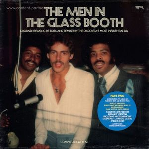 Various Artists - The Men In The Glass Booth (Part A)