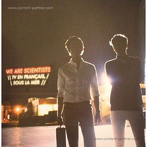 We Are Scientists - TV En Francais Sous La Mer (RSD 2015)