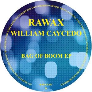 William Caycedo - Bag Of Boom EP