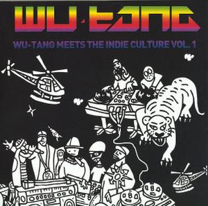 Wu-Tang Clan - Wu-Tang Meets The Indie Culture Vol.1 (Purple 2LP)