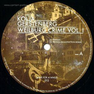 kolja gerstenberg - weilburg crime vol. I