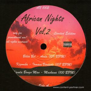 african nights - volume 2