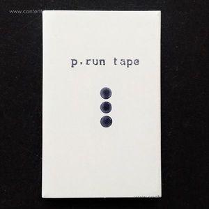 p.run - tape