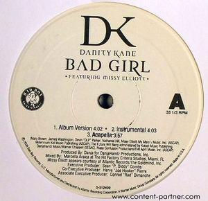 danity kane - bad girl (ft.missy elliott) / damaged