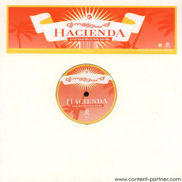 dj mellow d - hacienda