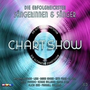 various - die ultimative chartshow-s?ngerinnen & s