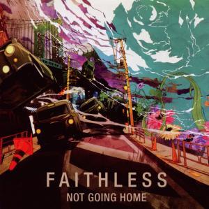 faithless - not going home (2 track)