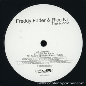 freddy fader & rico nl - the riddle