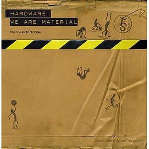 hardware - we are material