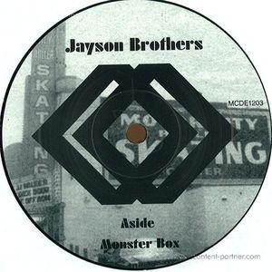 jayson bros - monster box (back in)
