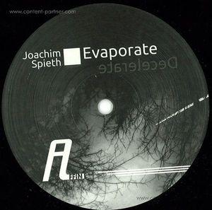 joachim spieth - evaporate / decelerate