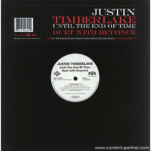 justin timberlake ft.beyonce - until the end of time