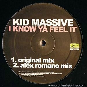 kid massive - i know ya feel it