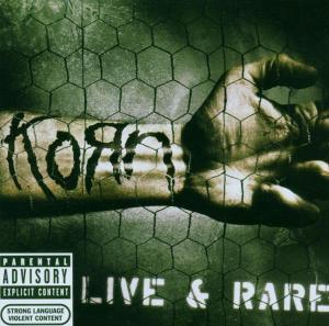 korn - live & rare
