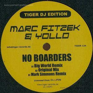marc fitzek & yollo - no boarders
