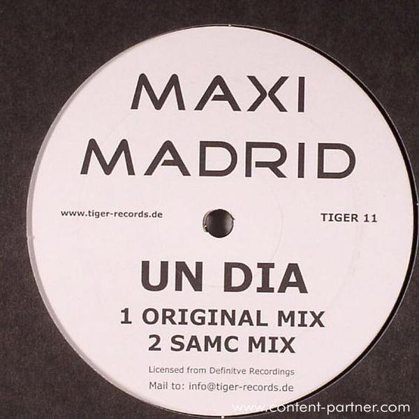 maxi madrid - un dia (Back)