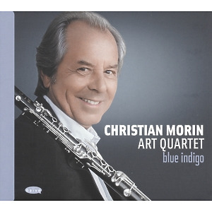 morin,christian art quartet - blue indigo