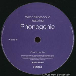 nick chacona / phonogenic - tonka/ space hooker