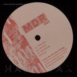 norman nodge - mdr 5 (repressed)