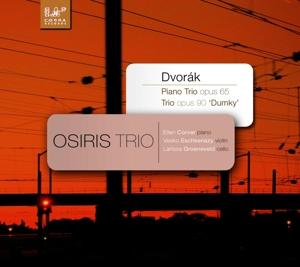 osiris trio - antonin dvorak: piano trio in e minor,op