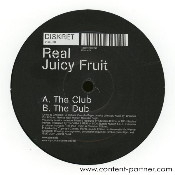 real - juicy fruit