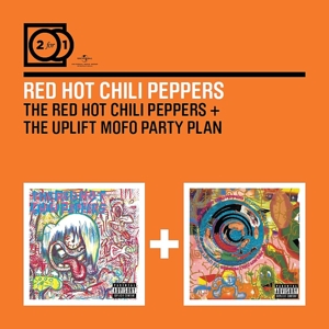 red hot chili peppers - 2 for 1:the red hot chili.../the uplift