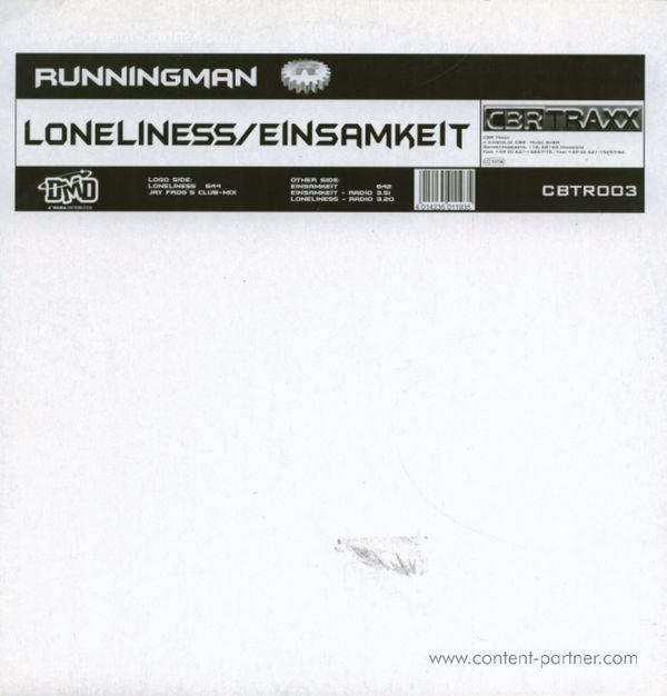 runningman - loneliness/einsamkeit (jay frog remix)