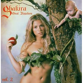 shakira - oral fixation vol.2