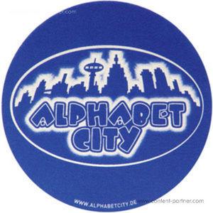 slipmats - alphabet city