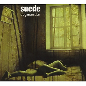 suede - dog man star (mini replica gatefold)