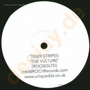 tiger stripes - vulture (repress)
