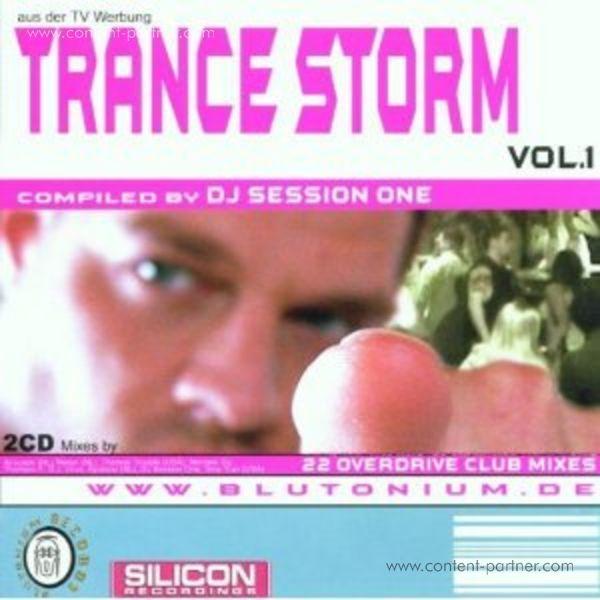 various - trance storm vol. 1