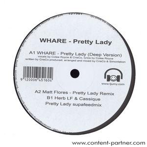 whare / matt flores / herb lf & cassique - pretty lady