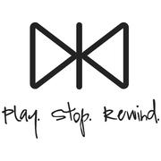 Play. Stop. Rewind.