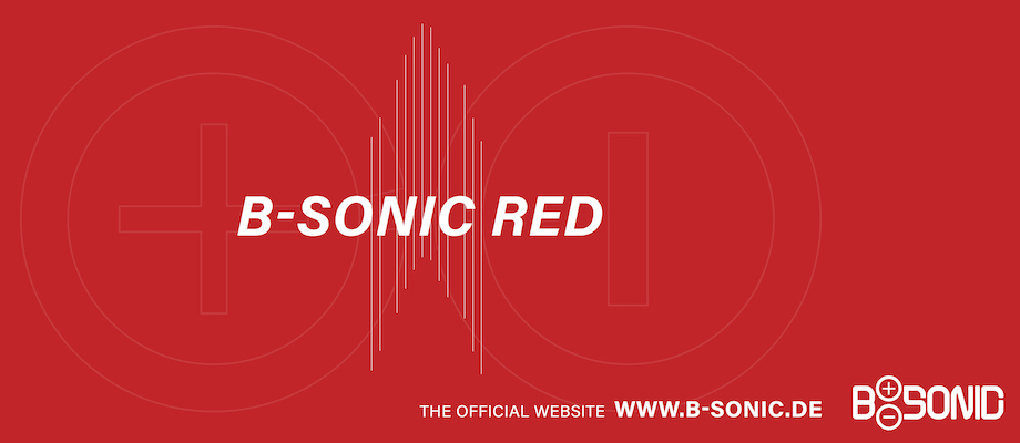 B-Sonic Red
