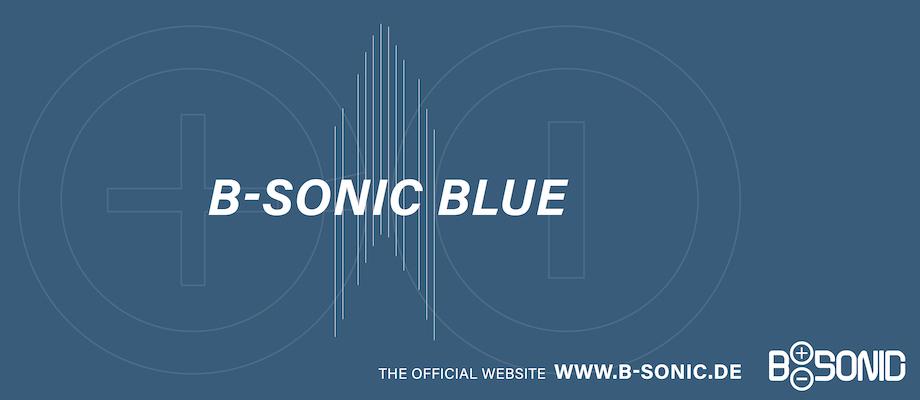B-Sonic Blue