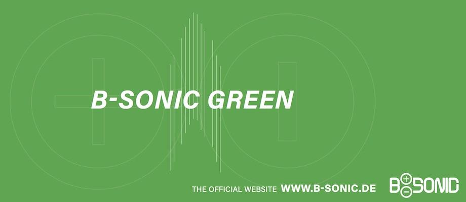 B-Sonic Green