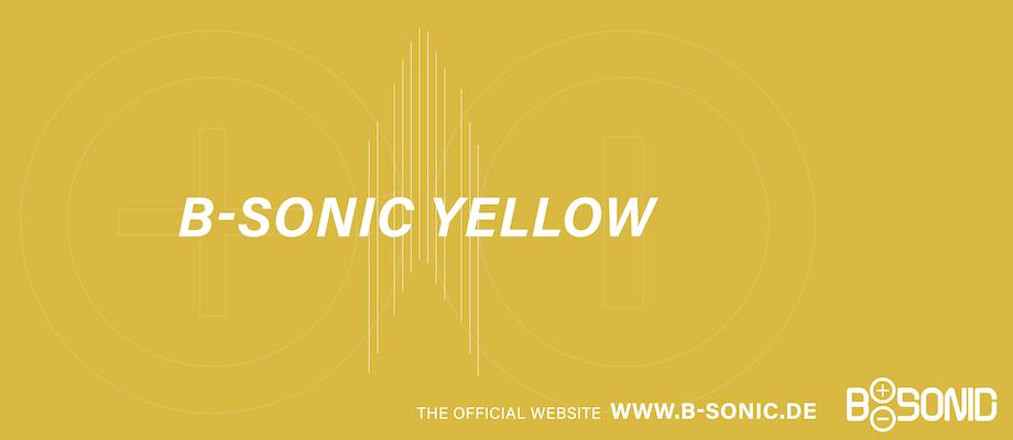 B-Sonic Yellow