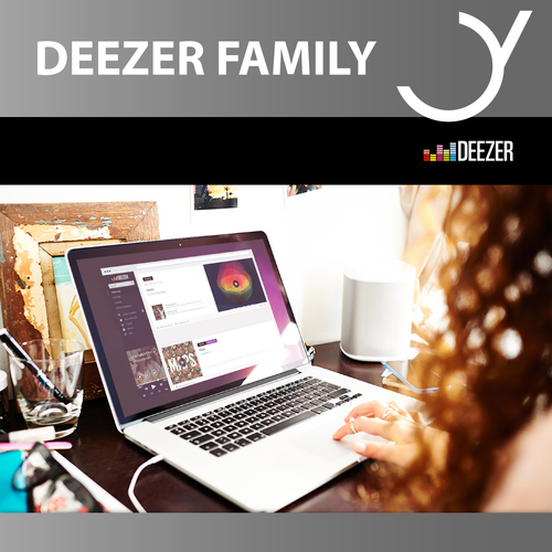DEEZER HAS ROLLED OUT A FAMILY PLAN