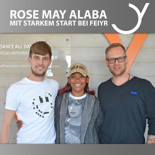 Rose May Alaba mit starkem Start bei Feiyr