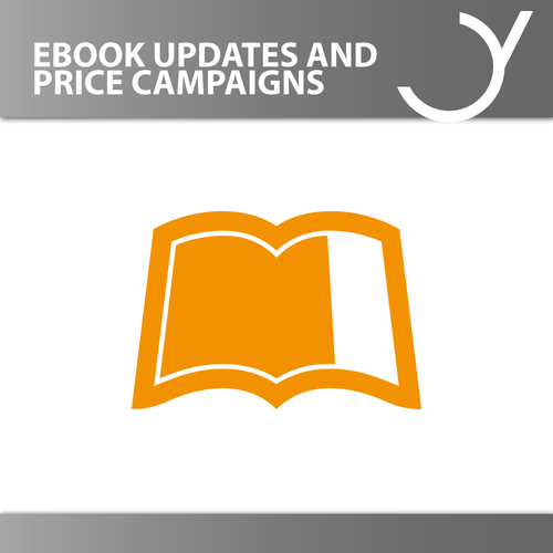 New Feature: eBook Updates and Price Campaigns