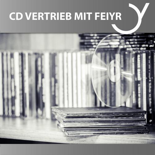 Deine eigene CD im Handel mit Feiyr