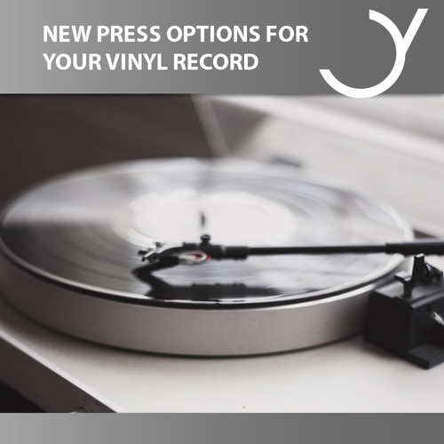 Neue Vinyl-Presstypen + Kleinauflagen