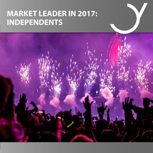 Independents wieder Marktführer in 2017
