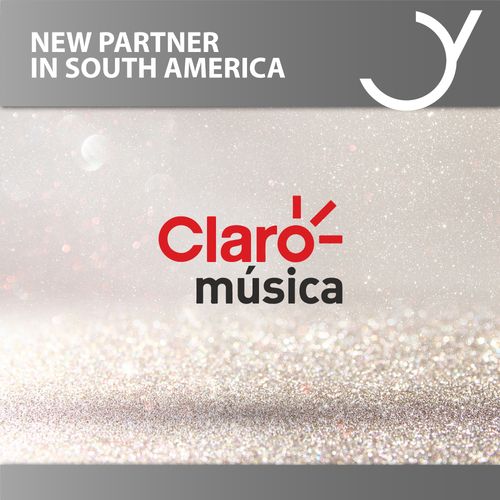 Claromusica - New Partner Shop in Latin and South America